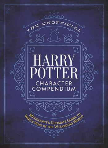 The Unofficial Harry Potter Character Compendium