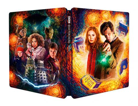 Doctor Who Season 5 (Steelbook, Limited Edition)