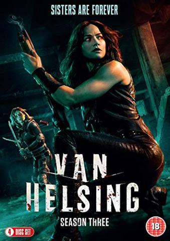 Van Helsing, Season Three