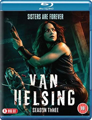 Van Helsing, Season Three