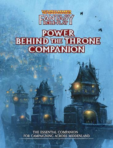 Power Behind Throne Companion