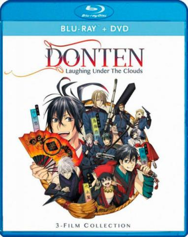 Donten: Laughing Under the Clouds 3-film Collection