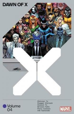 Dawn of X Vol 4