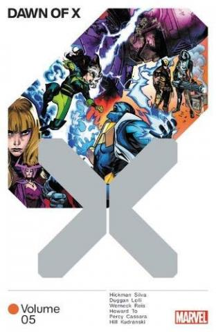 Dawn of X Vol 5