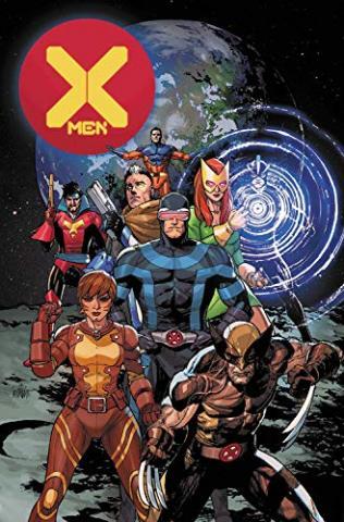 X-Men by Jonathan Hickman Vol 1