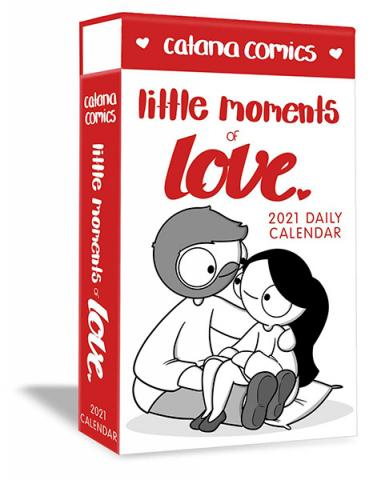 Little Moments of Love 2021 Daily Calendar