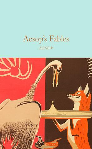 Aesop's Fables Illustrated by Arthur Rackham