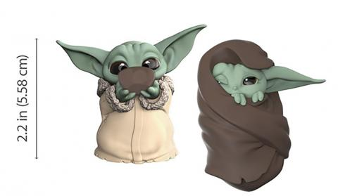 The Child Bounty Collection Figure 2-Pack 1: Soup/Blanket