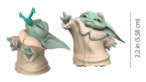 The Child Bounty Collection Figure 2-Pack 2: Frog/Force