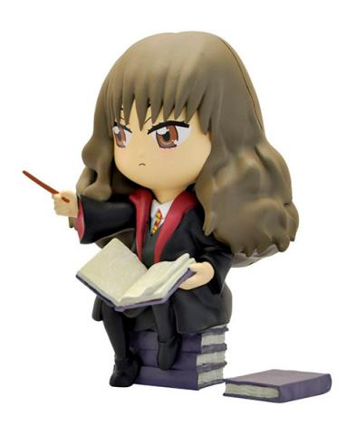 Harry Potter Figure Hermione Granger Studying A Spell 13 cm
