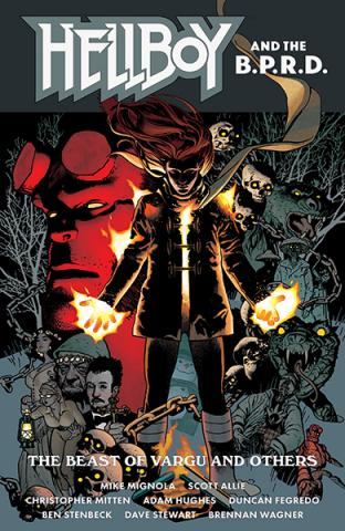 Hellboy and the BPRD: The Beast of Vargu and Others