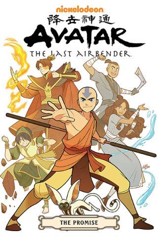 Avatar: The Last Airbender: The Promise Omnibus