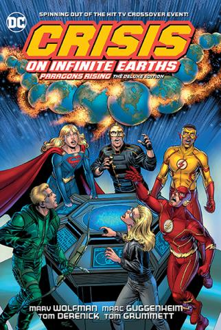 Crisis On Infinite Earths: Paragons Rising Deluxe Edition