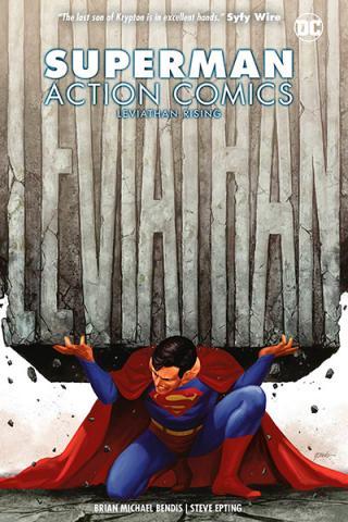 Action Comics Vol 2: Leviathan Rising