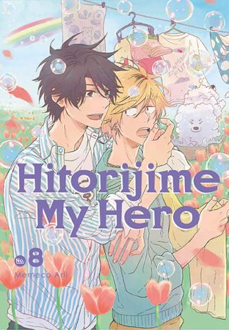 Hitorijime My Hero 8