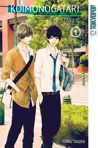 Koi Monogatari: Love Stories Vol 1