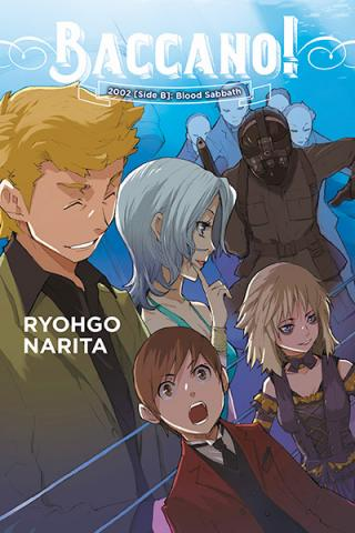 Baccano Light Novel 13