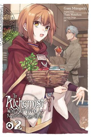 The Alchemist Who Survived Now Dreams of a Quiet City Life Vol 2