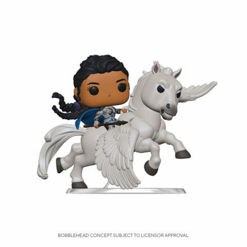 Avengers Endgame Pop! Ride Vinyl Figure Valkyrie on Horse