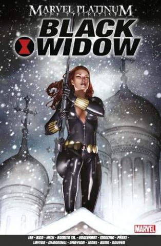 Marvel Platinum: The Definitive Black Widow