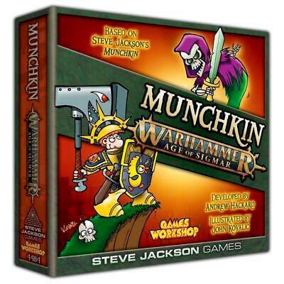 Munchkin: Warhammer Age of Sigmar