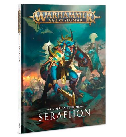 Order Battletome Seraphon