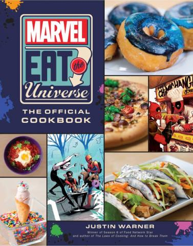 Eat the Universe: The Official Cookbook