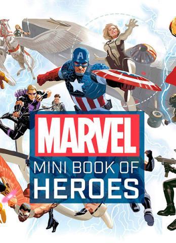 Mini Book of Heroes