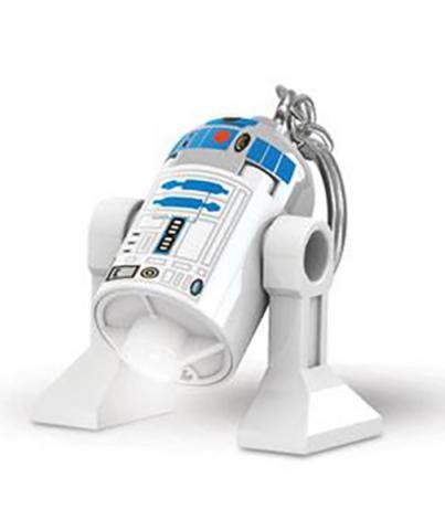 LEGO Star Wars Light-Up Keychain R2D2
