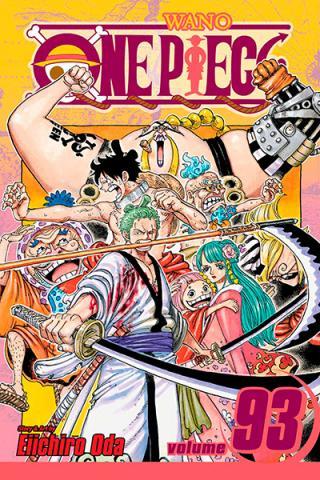 One Piece Vol 93