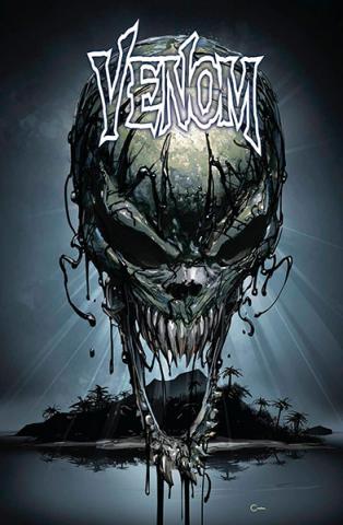 Venom by Donny Cates Vol 4: Venom Island