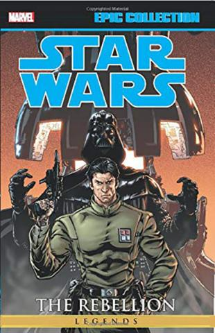 Star Wars Legends Epic Collection: The Rebellion Vol 4
