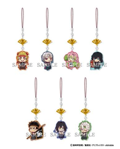 Yurayura Charm Collection Vol. 2