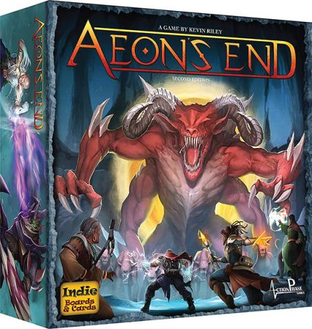 Aeon`s End (2nd Edition)