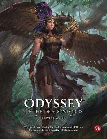 Odyssey of the Dragonlords - Players Guide (5e)
