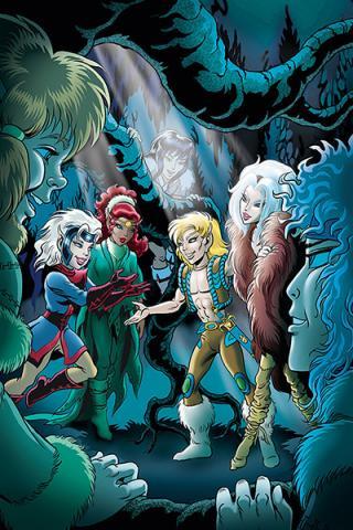Elfquest: Stargazers Hunt #4 (of 8)