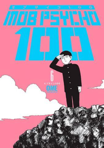 Mob Psycho 100 Vol 6