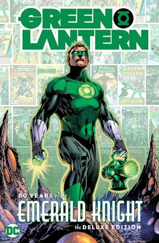 Green Lantern: 80 Years of the Emerald Knight