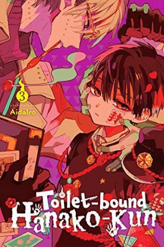 Toilet-Bound Hanako-Kun Vol 3