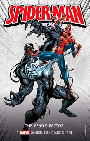 Spider-man: The Venom Factor (Marvel Novels)