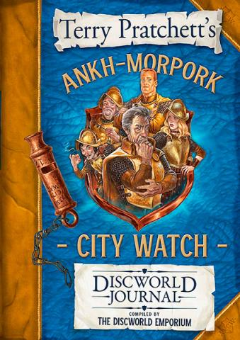 The Ankh-Morpork City Watch Discworld Journal