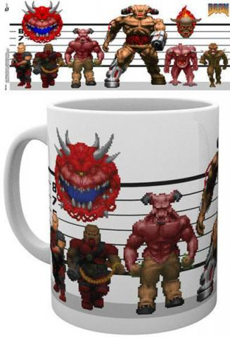 Classic Mug Enemies
