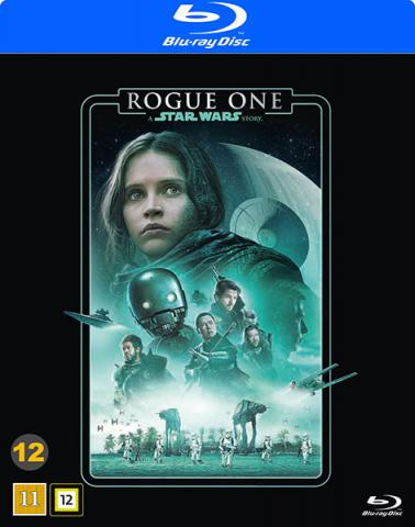 Rogue One (Blu-ray, 2-disc)