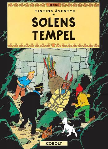 Tintin 14: Solens tempel
