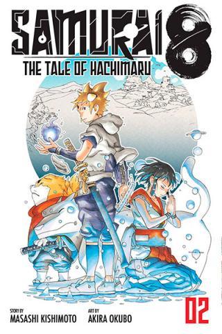 Samurai 8 The Tale of Hachimaru Vol 2