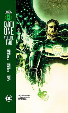 Green Lantern Earth One Vol 2