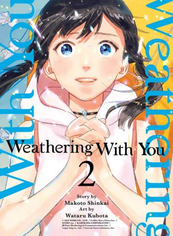 Weathering With You Vol 2