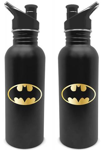 Batman Logo Canteen Bottle