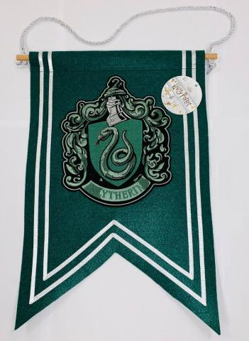 Harry Potter Printed Wall Banner Slytherin 47 x 31 cm