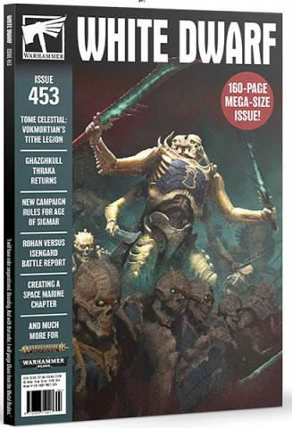 White Dwarf Monthly Nr 453 April